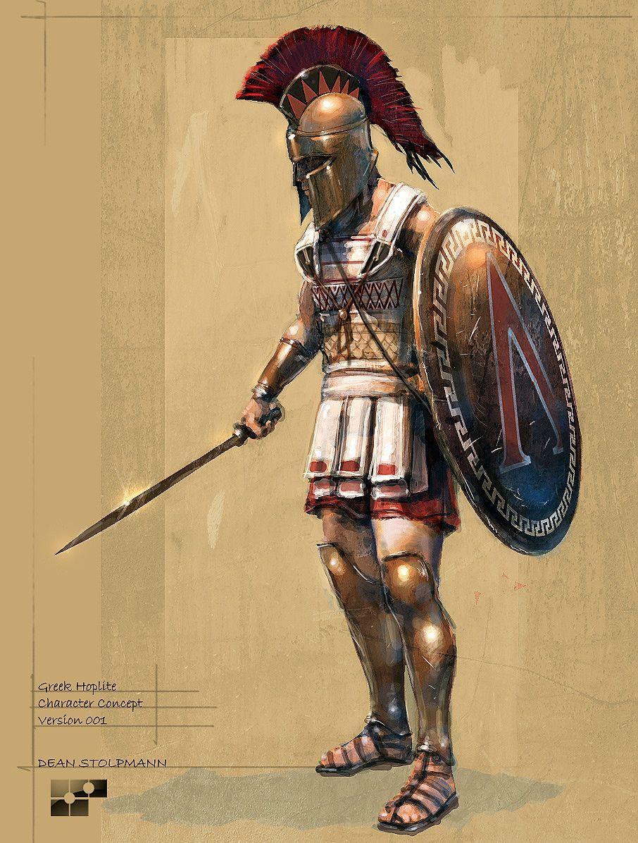 Greek Woman Warrior Spartan, Greek, Male W...