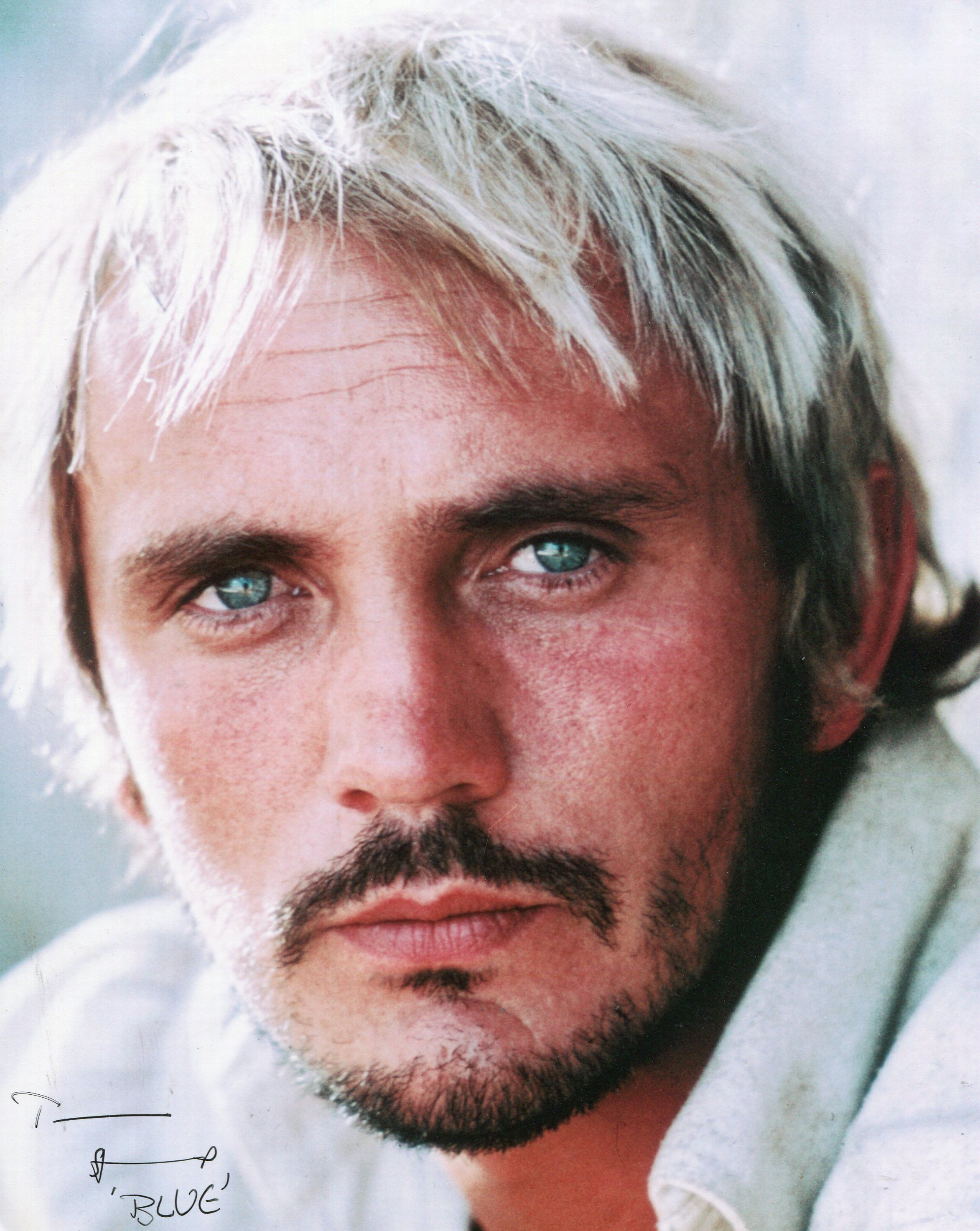 terence stamp the collector