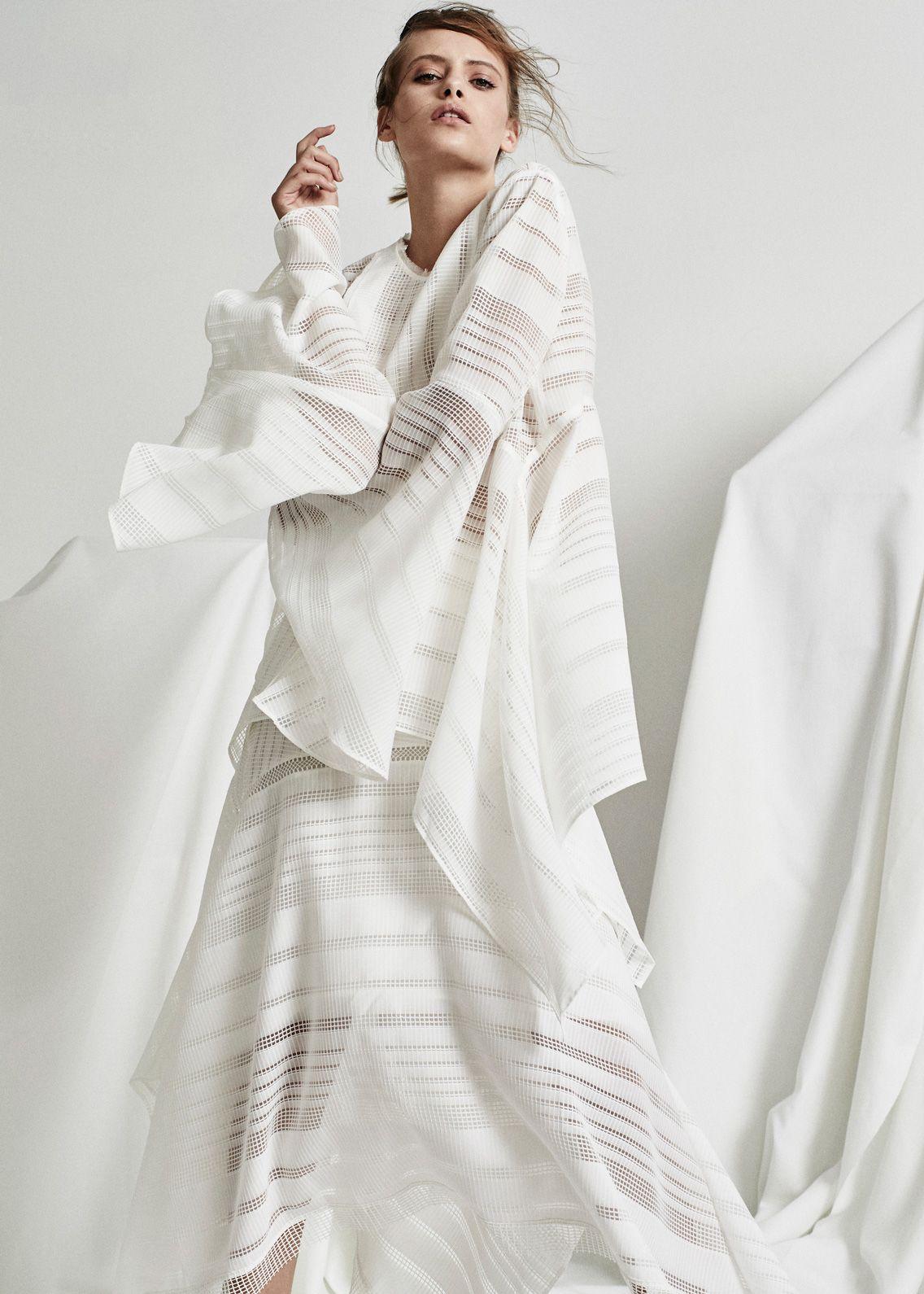 Tops Ivory Dress