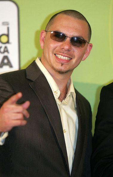 Pitbull Photos Photos 2005 Billboard Latin Music Awards