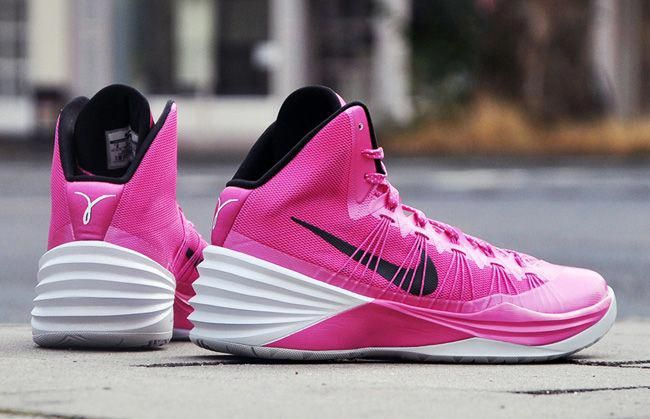 huge selection of 97f3c 99c06 Nike Hyperdunk 2013 Kay Yow, one of the better looking basketball shoes.   basketballshoes