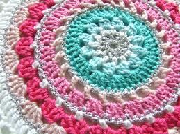 Rond Kussen Haken Patroon Google Zoeken Crochet Projects Pinterest