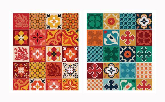 Revista Imóveis» Deixe sua casa mais alegre e colorida com inspirações vindas do México