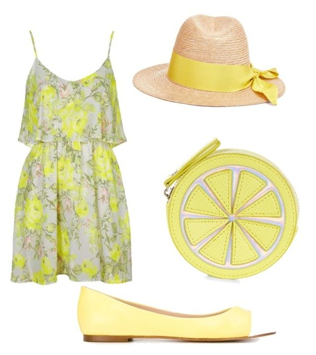 """""""Untitled #1539"""" by ania18018970 on Polyvore featuring Topshop, ANNA BAIGUERA, Accessorize and Federica Moretti"""