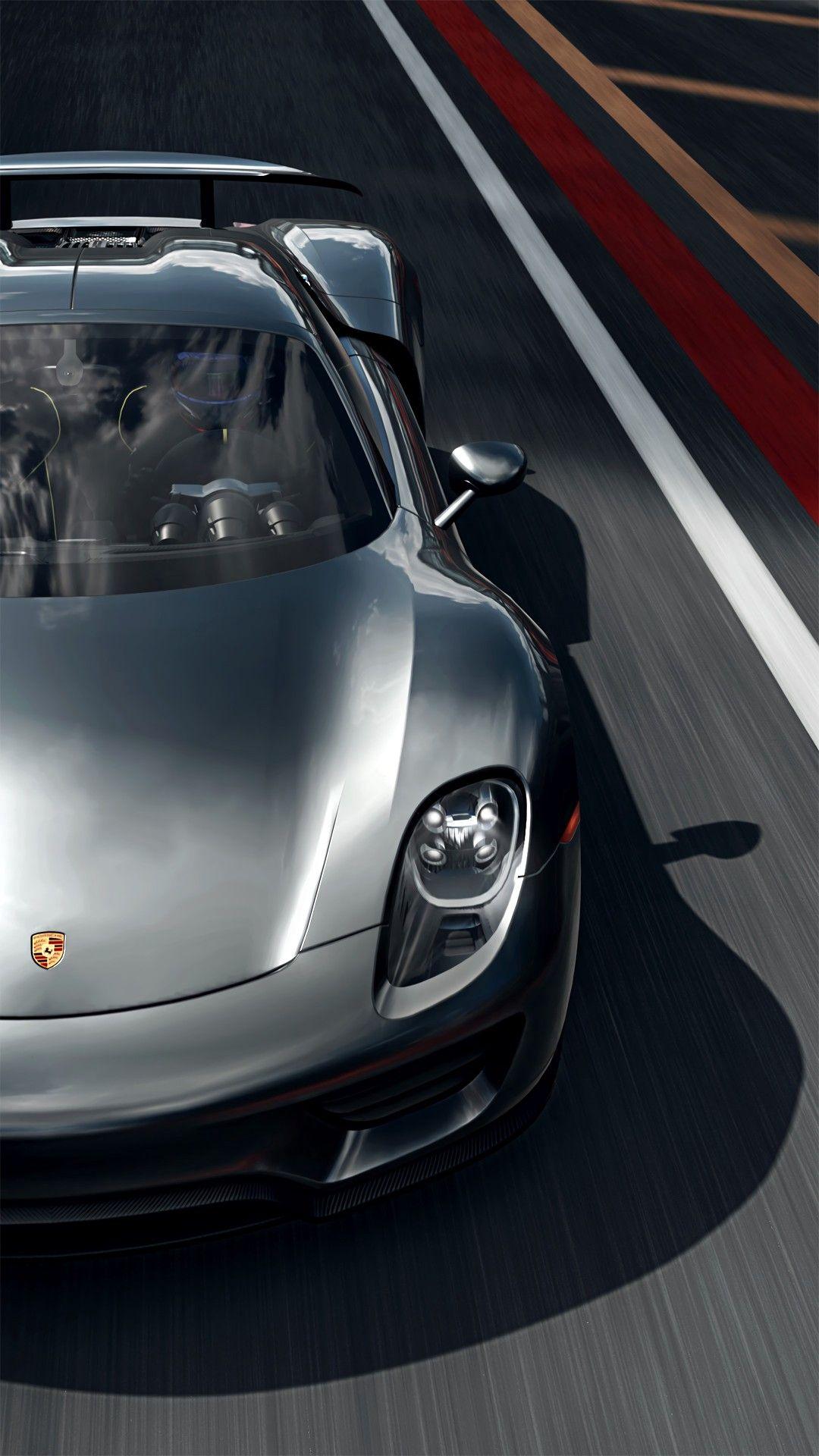 Pin by Veselin Tasev on Porsche 918 Spyder/Wiessach (With