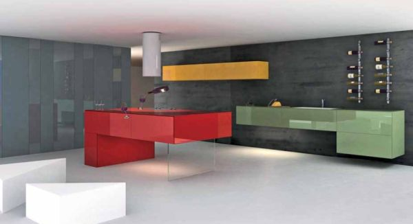 Innovative Kitchen Concept by Lago - the 36e8 Kitchen Suites ...