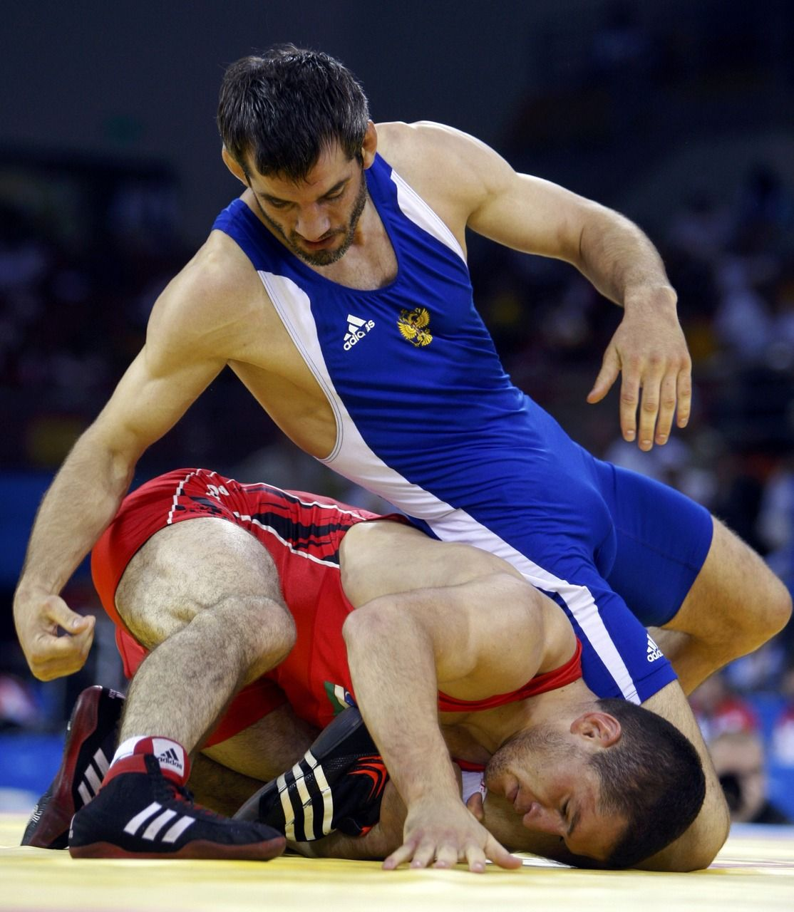 No Other Thrill Olympic wrestling, Olympic medals