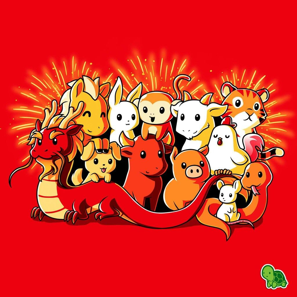 Pin by Lex on Animals/Creatures Chinese zodiac dragon