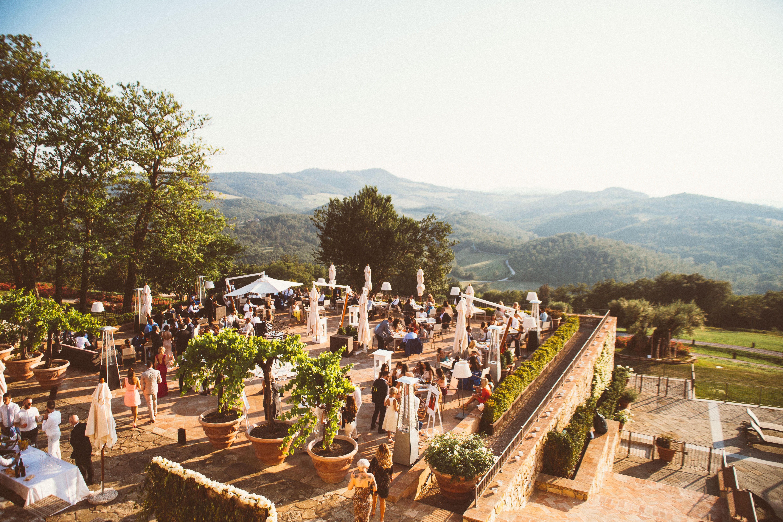Castello Di Casole Wedding - Tuscany, Italy - Wedding Photography - Jessica Withey - Destination Wedding