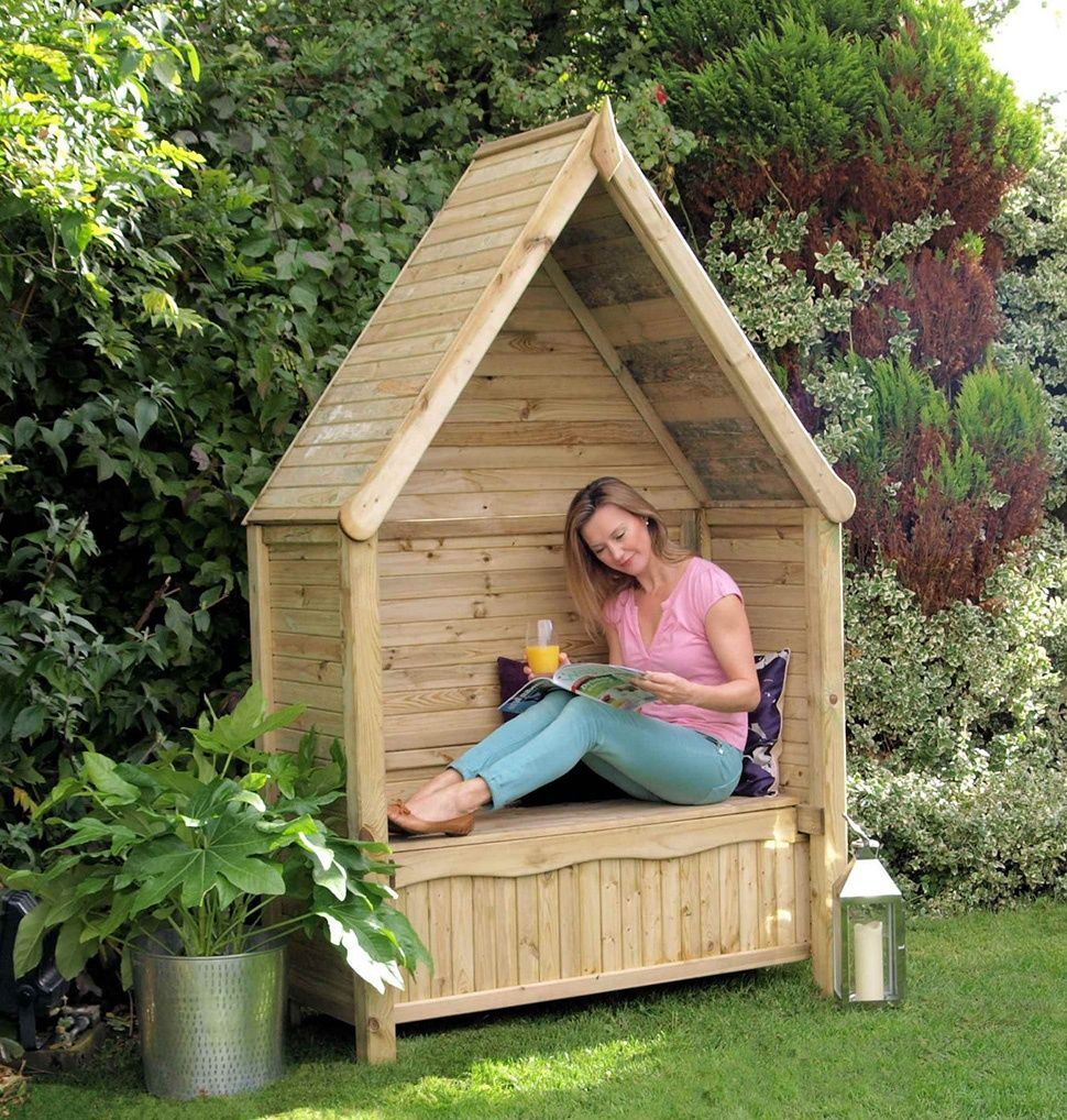 45 Garden Arbor Bench Design Ideas Diy Kits You Can Build Over Weekend Garden Arbour Seat Arbour Seat Diy Outdoor Seating