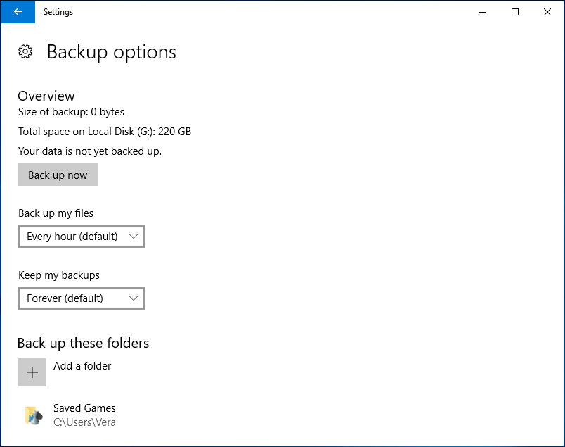 File History Drive Disconnected Windows 10? Get Full