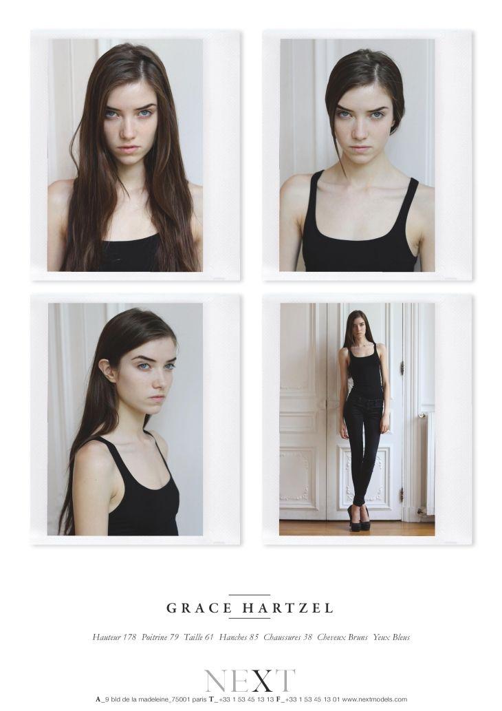 8fe5bfa115521 Grace Hartzel   Next Model Polaroids
