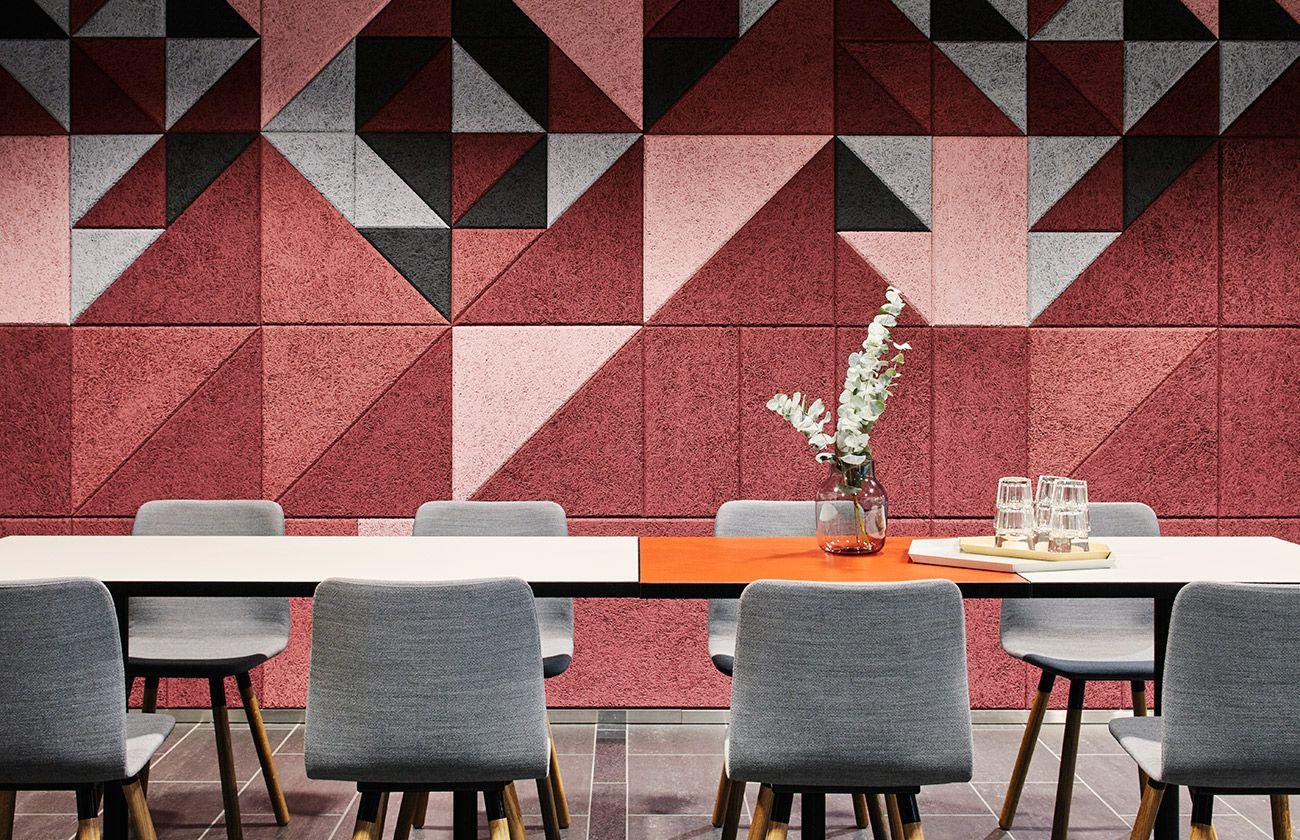 Baux Acoustic Panels U0026 Tiles Offer Designers An Acoustic Solution That Can  Inspire Your Design