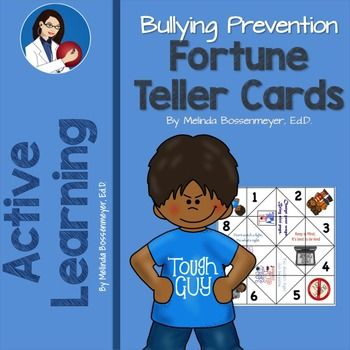 Anti-Bullying Fortune Teller Game