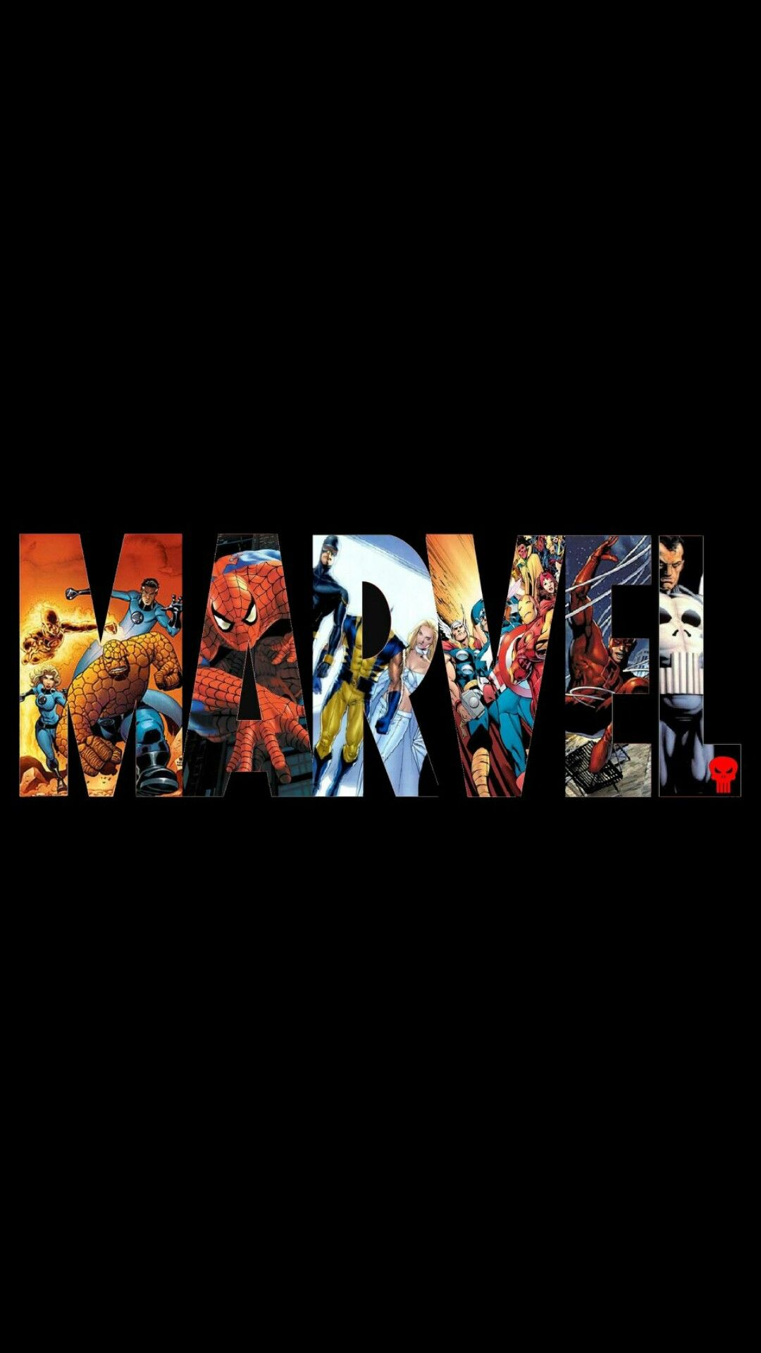 Marvel Comic Marvel Marvel Logo Y Avengers Wallpaper