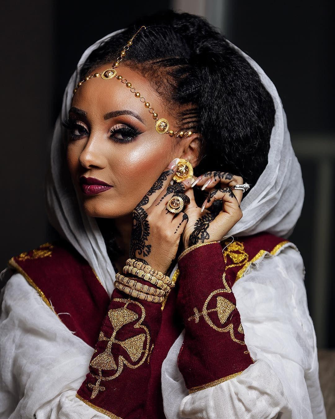 Wedding Hairstyles Ethiopian: Ethiopian Wedding Dress, Ethiopian