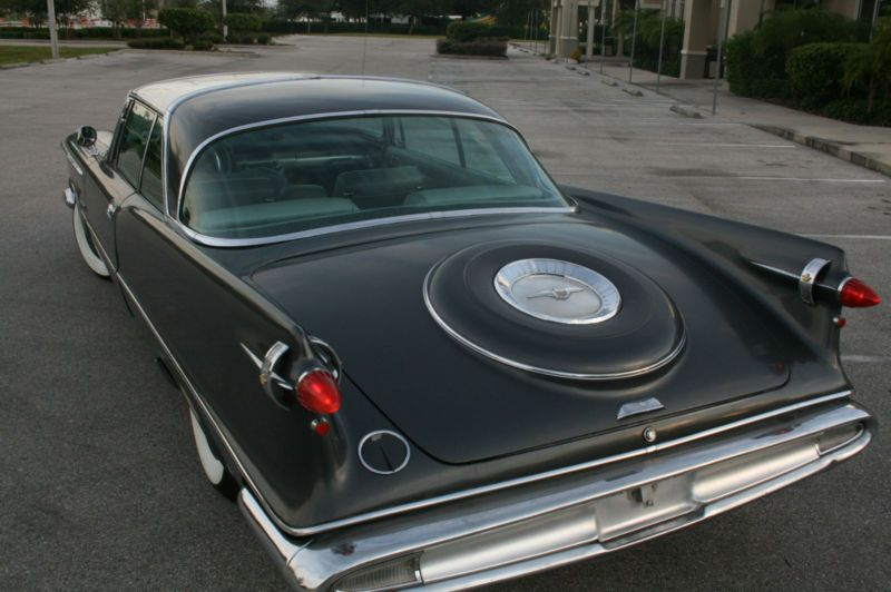 A Grey 1959 Imperial Crown Coupe For Sale On Ebay Chrysler Cars