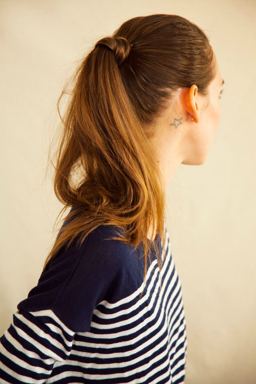 Recreate Our Favorite NewPonytail