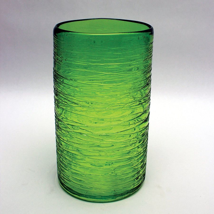 Park Avenue Collection Amboise 9In Glass Vase