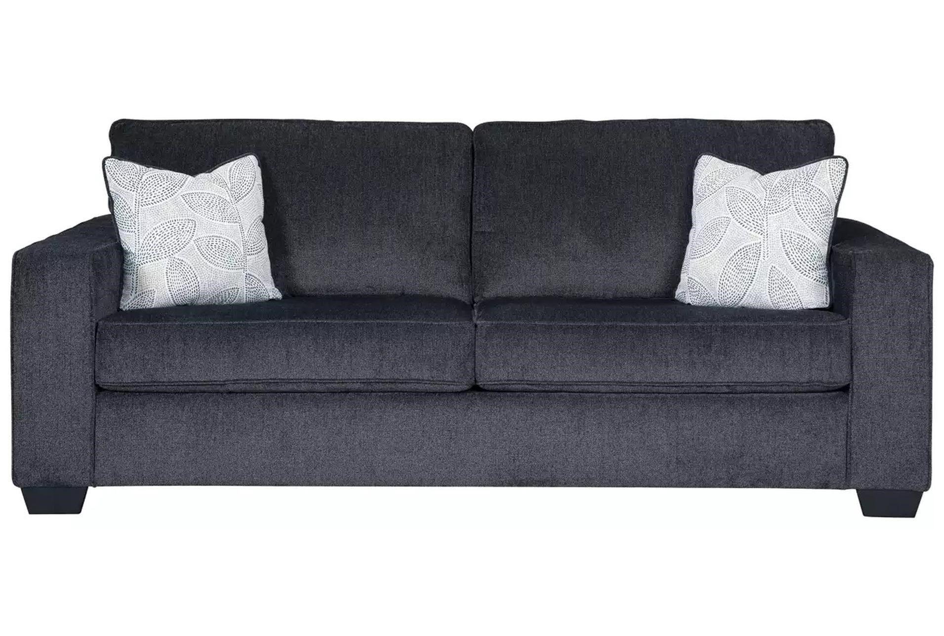 Altari Slate Sofa In 2020 Queen Sofa Sleeper Slate Sofa Ashley Furniture
