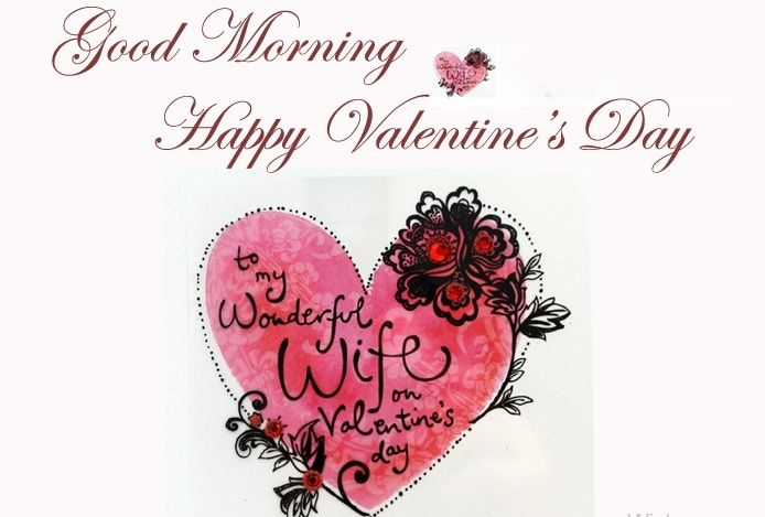 Romantic Happy Valentine Day 2018 Wishes for Wife | "|694|469|?|en|2|fbbf424356bec014a633891822a0c425|False|UNLIKELY|0.3196244239807129