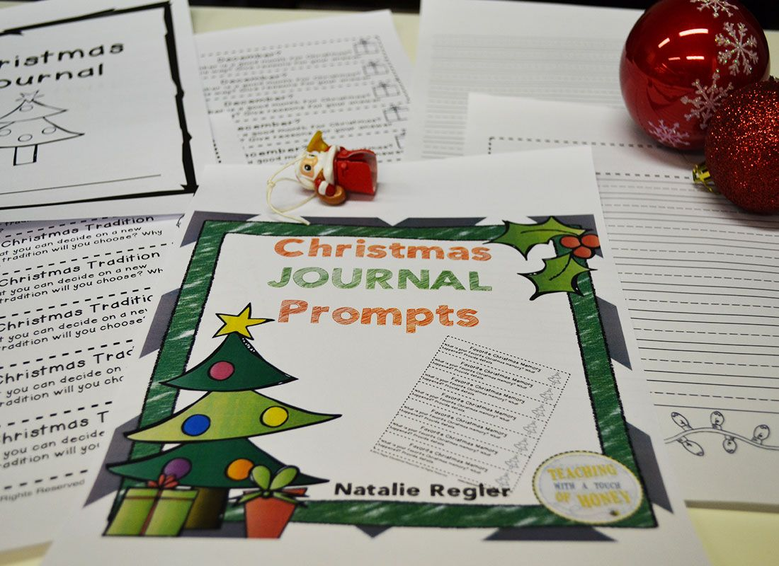 Looking For Some Festive Writing Activities To Use In The