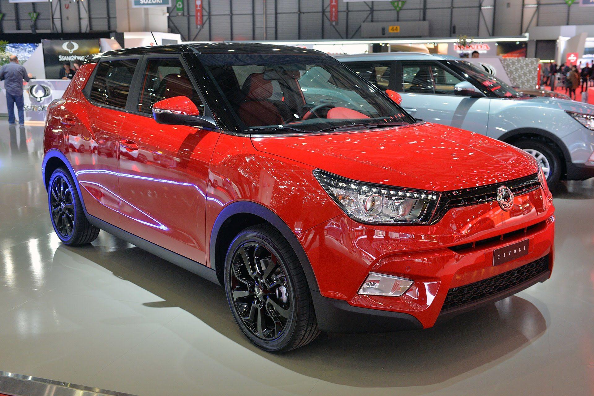Youtube Geneva Motor Show Tivoli Bmw Car