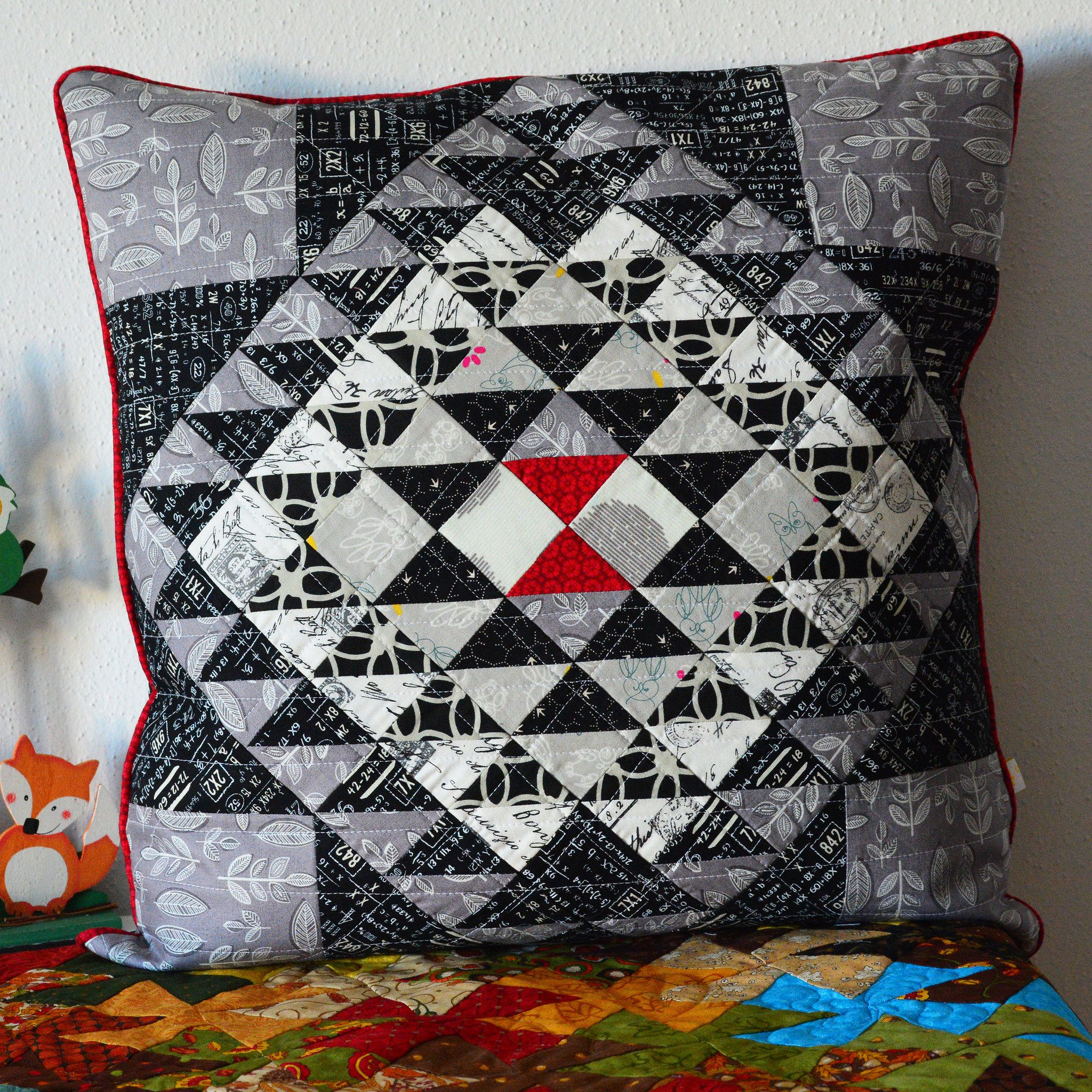 Aztec Indian Autumn Pillow Quilting Pillows Fall