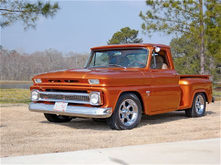 64 C10 Chevy Truck With Images Classic Chevy Trucks Classic