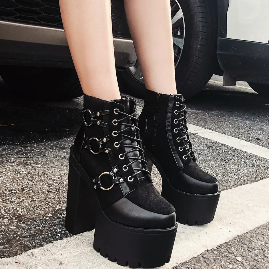 Store - Buy Sexy and Alternative Fashion High Heels, Boots