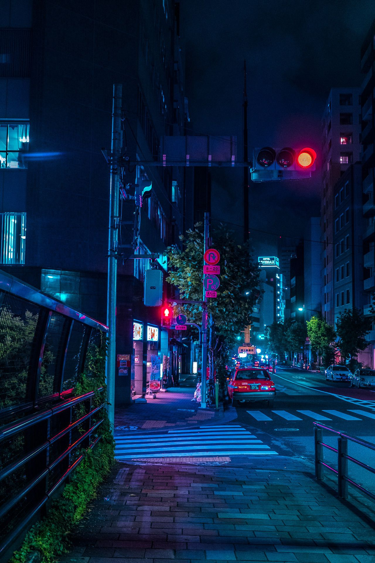 My Lifestyle Together Urban Landscape Night Photography City Aesthetic
