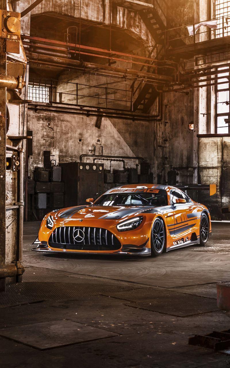 Downaload MercedesAMG GT3, 2019 wallpaper for screen