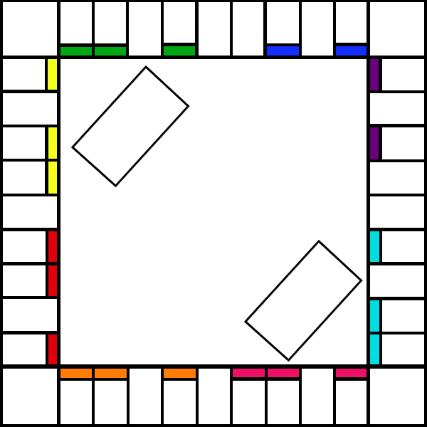 monopoly template ha0ozGeP | Book board game activity | Pinterest ...