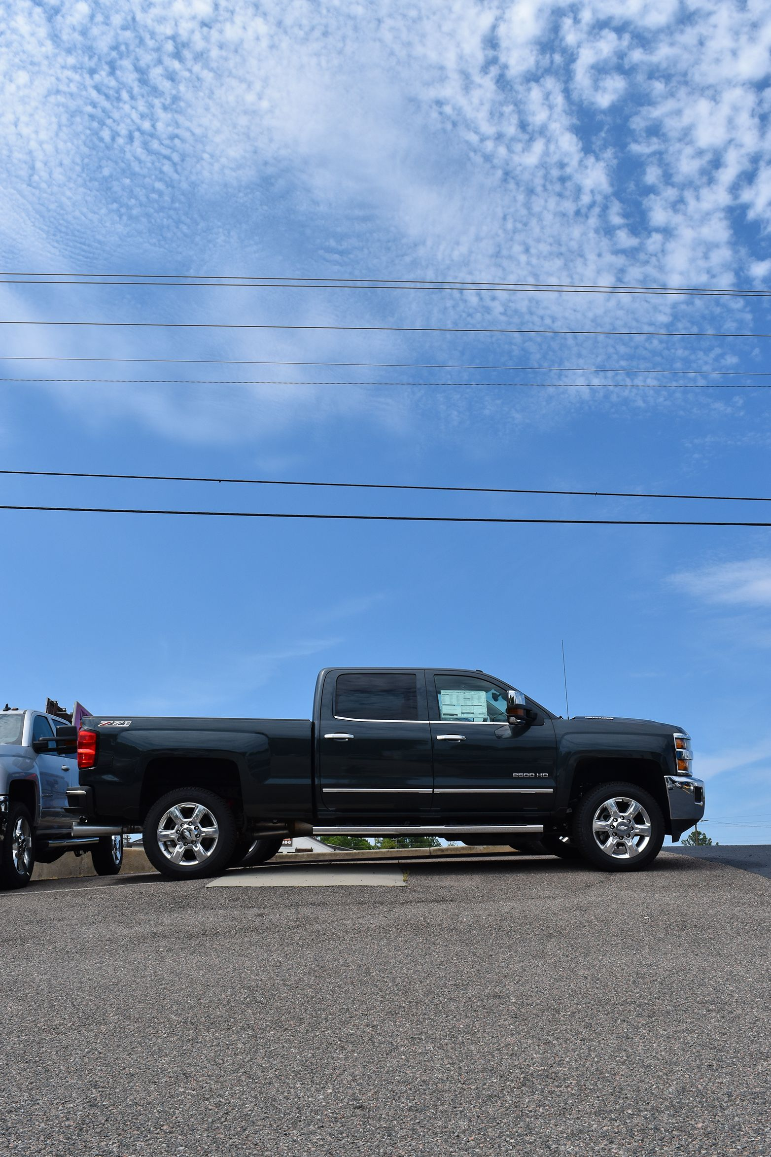 We can think of 1500 reasons why Mom deserves a new truck