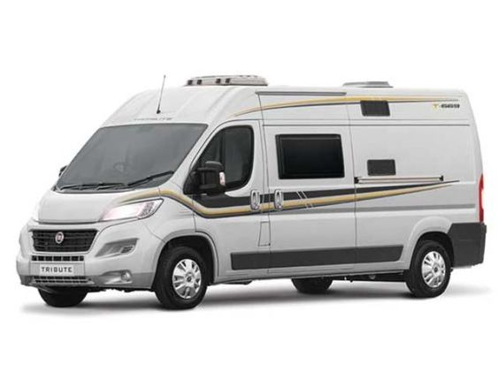 Tribute 669 4 Berth 4 Berth 2017 Motorhomes For Sale With