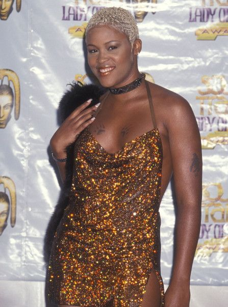 26 Throwback Pics Of Rapper Eve Photos Global Grind