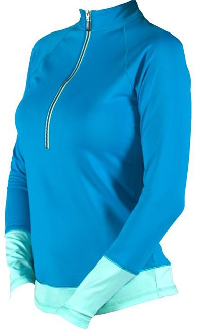The Jofit Color Zip Pullover is the fashion-forward style perfect for any  active wardrobe. 144c95dda2b9