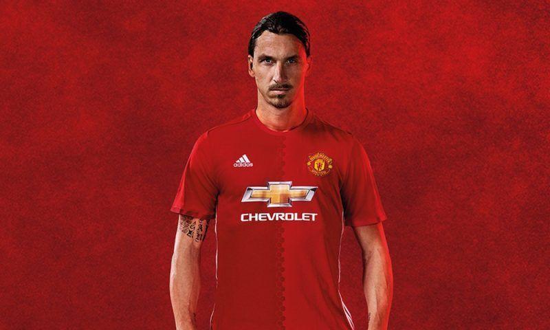 خلفيات زلاتان إبراهيموفيتش بقميص مانشستر يونايتد Long Sleeve Tshirt Men Mens Tops Mens Tshirts