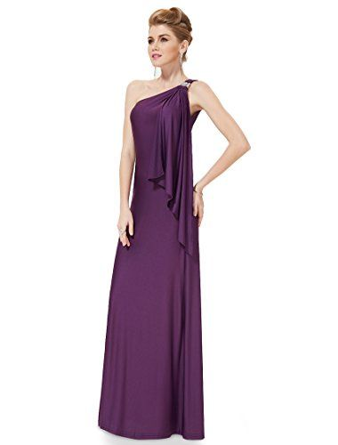 Ever Pretty Sexy Vintage Purple Cheap Bridal Wedding Dresses 09463 HE09463PP14 12US