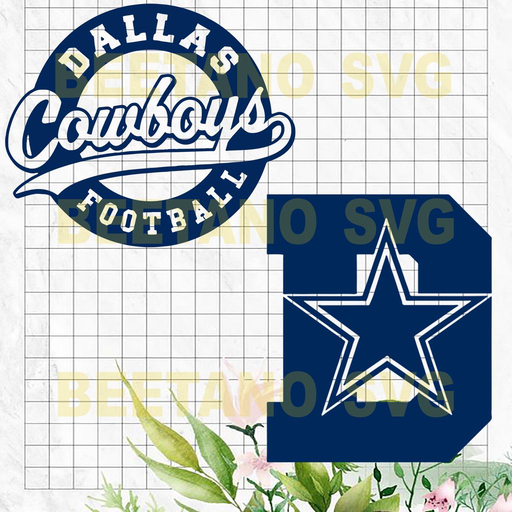Free Dallas Cowboys Svg File Dallas cowboys crafts