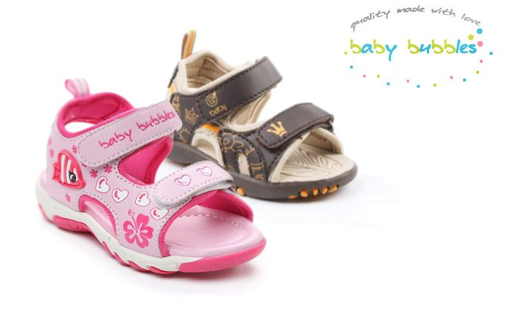 Baby bubble, Bata shoes