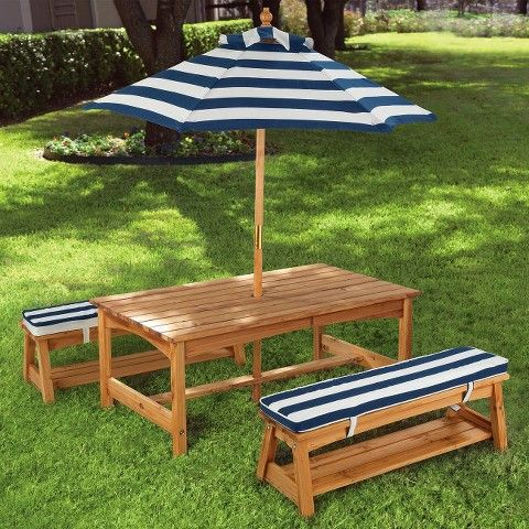 Kids Picnic Table, Childrens Outdoor Furniture Uk