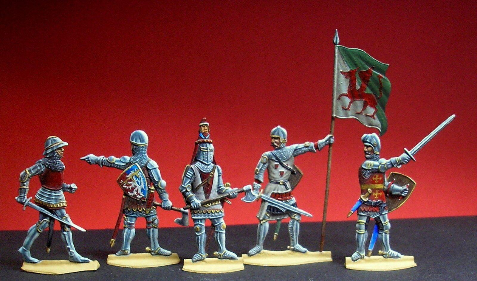 Engelsmän, slaget vid Crecy år 1346