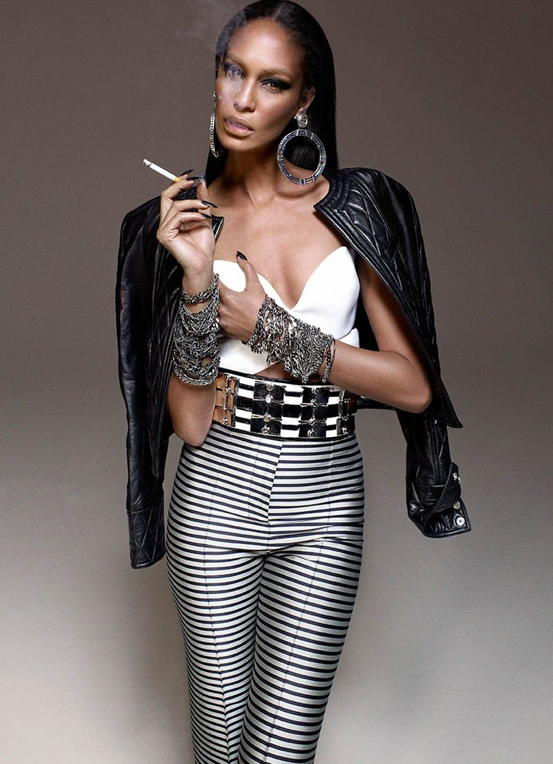BEST Joan Smalls Bio: Puerto Rican Models: Age, Height