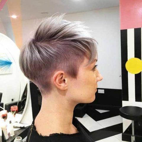 pretty short hairstyles for teenage girls 2018fashion