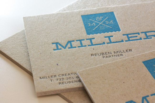 Miller business card crop business cards pinterest business miller business card crop colourmoves