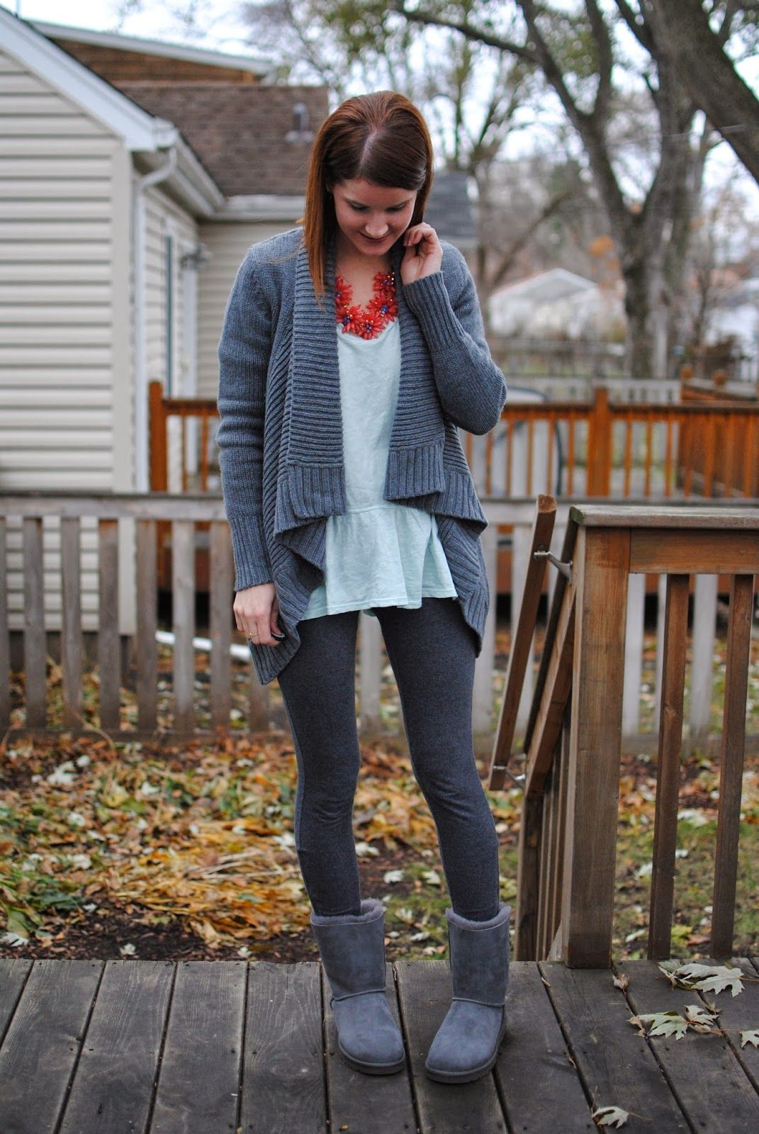 Pin by Jennifer on UGG Boots Rock | Cute winter outfits ...