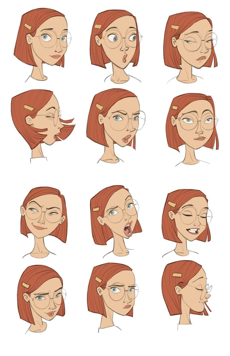 Conheca O Traco Do Character Designer Borja Montoro Thecab The Concept Art Blog Character Design References Drawing Expressions Character Design