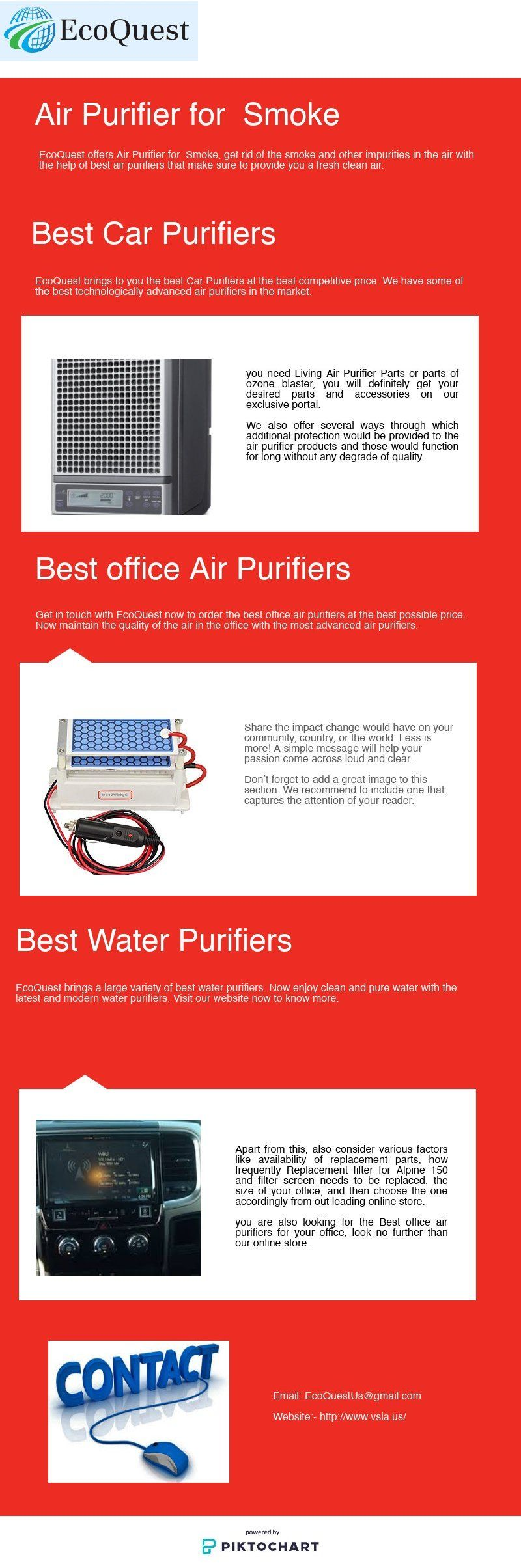 Ecoquest Brings To You Best Personal Air Purifiers At The Most Competitive Price Our Team Of Expert Customer Care Service Is Available Readily To S Air Purifier