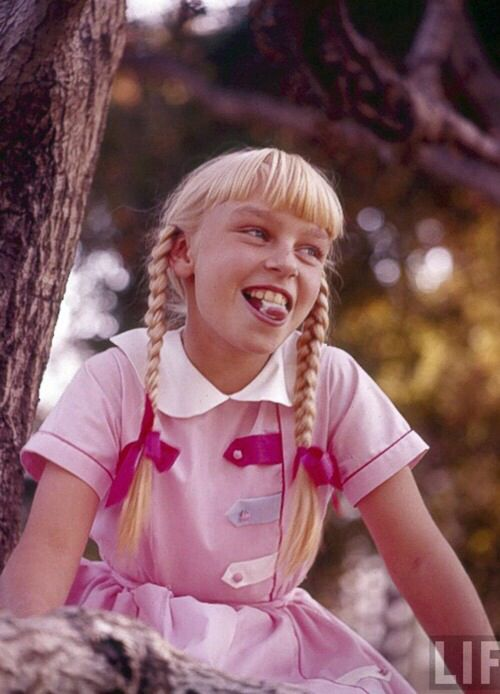 patty mccormack in the bad seed 1956 the bad seed